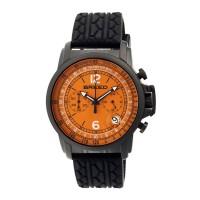 Breed Nash Chronograph Men's Watch w/ Date  -  Black BRD5403