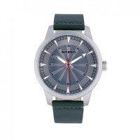 Breed Renegade Leather-Band Watch - Blue BRD7708