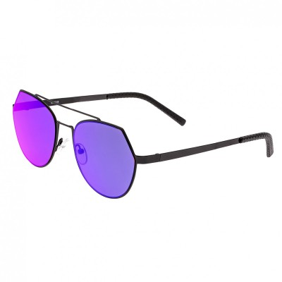 Bertha Hadley Sunglasses - Black/Purple-Pink