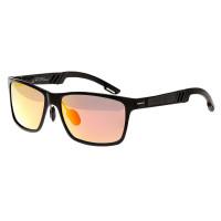 Breed Pyxis Titanium Polarized Sunglasses - Brown/Brown BSG024BN