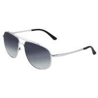 Breed Asteroid Titanium Polarized Sunglasses - Gunmetal/Blue BSG052GM