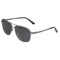 Breed Hera Titanium Polarized Sunglasses - Gunmetal/Black BSG054GY
