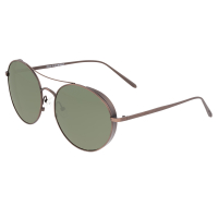Breed Barlow Titanium  Polarized Sunglasses - Bronze/Brown BSG055BN