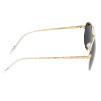 Breed Void Titanium Polarized Sunglasses - Gold/Black BSG059GD