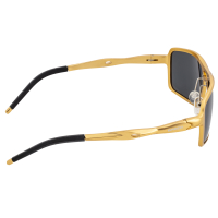 Breed Orpheus Polarized Sunglasses - Gold/Black BSG062GD
