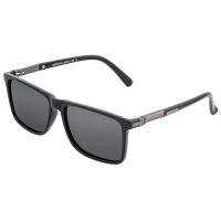 Breed Caelum Polarized Sunglasses - Black/Black BSG063BK