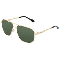 Breed Norma Polarized Sunglasses - Gunmetal/Black BSG064SL