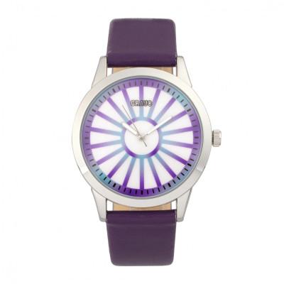 Multicolor / Silver / Purple