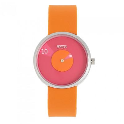Pink / Silver / Orange