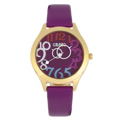 Purple / Gold / Purple