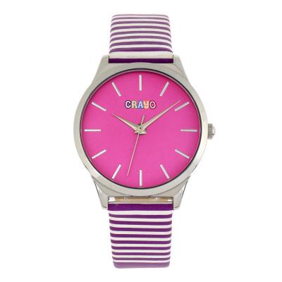 Pink / Silver / Purple