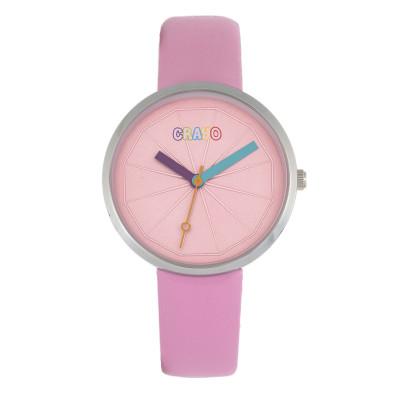 Pink / Silver / Pink