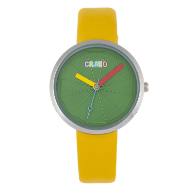 Green / Silver / Yellow