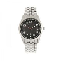 Elevon Garrison Bracelet Watch w/Date - Silver/White ELE105-1
