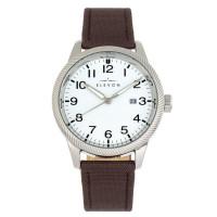 Elevon Bandit Leather-Band Watch w/Date - Tan/Black ELE118-3
