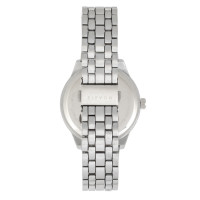 Elevon Atlantic Bracelet Watch w/Date - Silver/Black ELE119-1