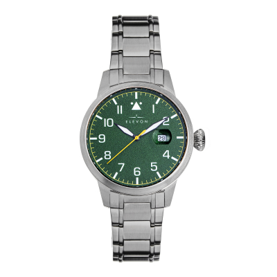 Green / Silver / Silver