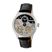 Heritor Automatic Hr7303 Winthrop Mens Watch
