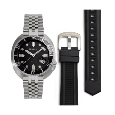 Black / Silver / Black