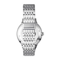 Morphic M65 Series Bracelet Watch w/Day/Date - Silver/Blue MPH6503