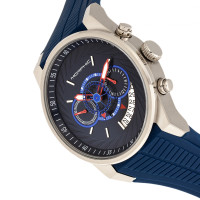 Morphic M72 Series Strap Watch - Blue MPH7202
