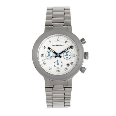 White / Silver / Silver
