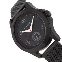 Morphic M80 Series Bracelet Watch w/Date - Black MPH8004