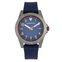 Morphic M84 Series Strap Watch - Blue MPH8403