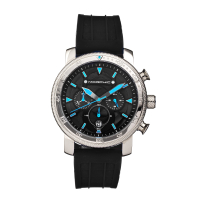 Morphic M90 Series Chronograph Watch w/Date - Blue MPH9004