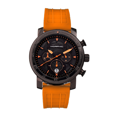 Black / Black / Orange