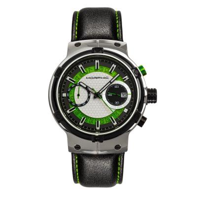 Green / Silver / Black