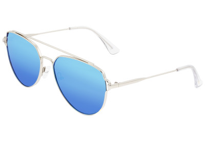 Blue / Silver