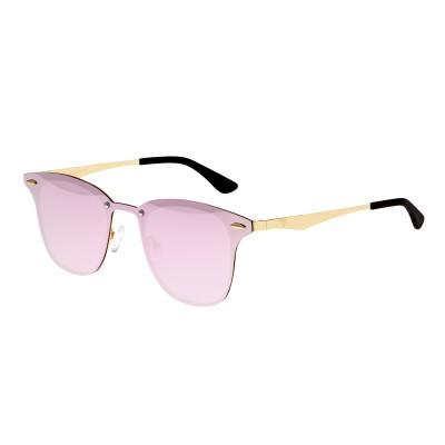 Pink-celeste / Gold