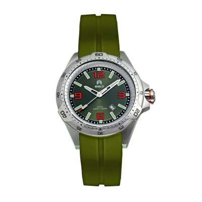 Green / Silver / Green