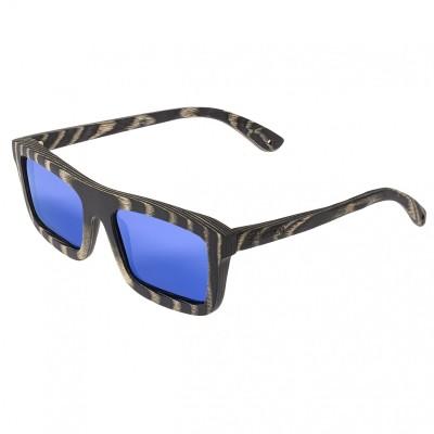 Blue / Black Stripe
