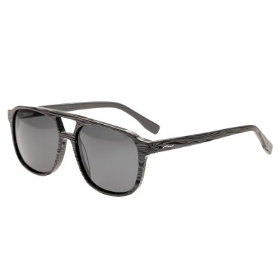 Simplify Torres Polarized Sunglasses - Grey/Black