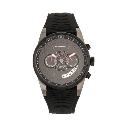 Morphic M72 Series Chronograph Men's Watch - Black MPH7205