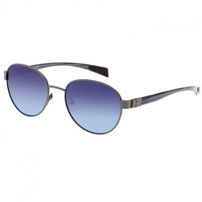 Breed Volta Titanium and Carbon Fiber Polarized Sunglasses - Brown/Brown BSG009BN