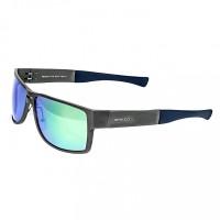 Breed Stratus Aluminium Polarized Sunglasses - Brown/Blue BSG010BN