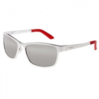 Breed Hydra Aluminium Polarized Sunglasses - Orange/Black BSG022OG