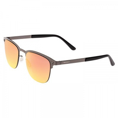 Breed Archer Polarized Sunglasses - Gunmetal/Orange