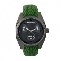 Morphic M34 Series Men's Watch w/ Day/Date - Gold/Black MPH3406